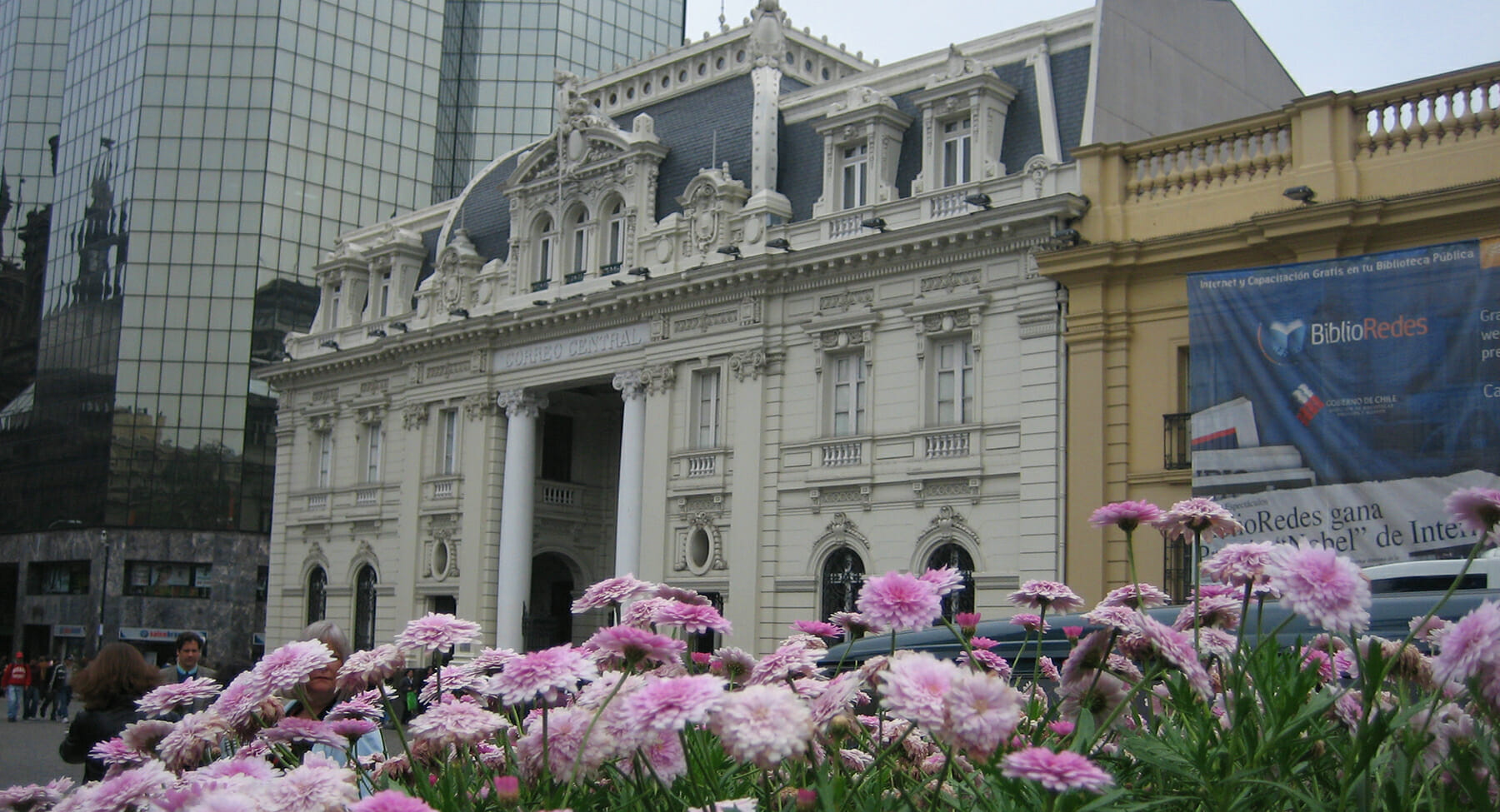 Central Post Office, Santiago