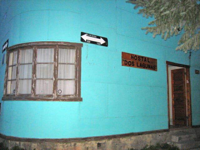 Hostel in Puerto Natales