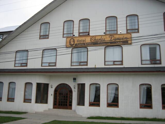 Hotel Charles Darwin Puerto Natales