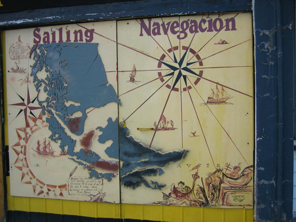 Puerto Natales murals