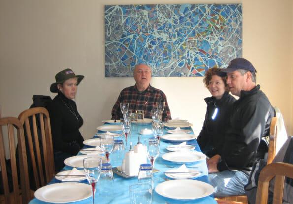 Puerto Natales Azul