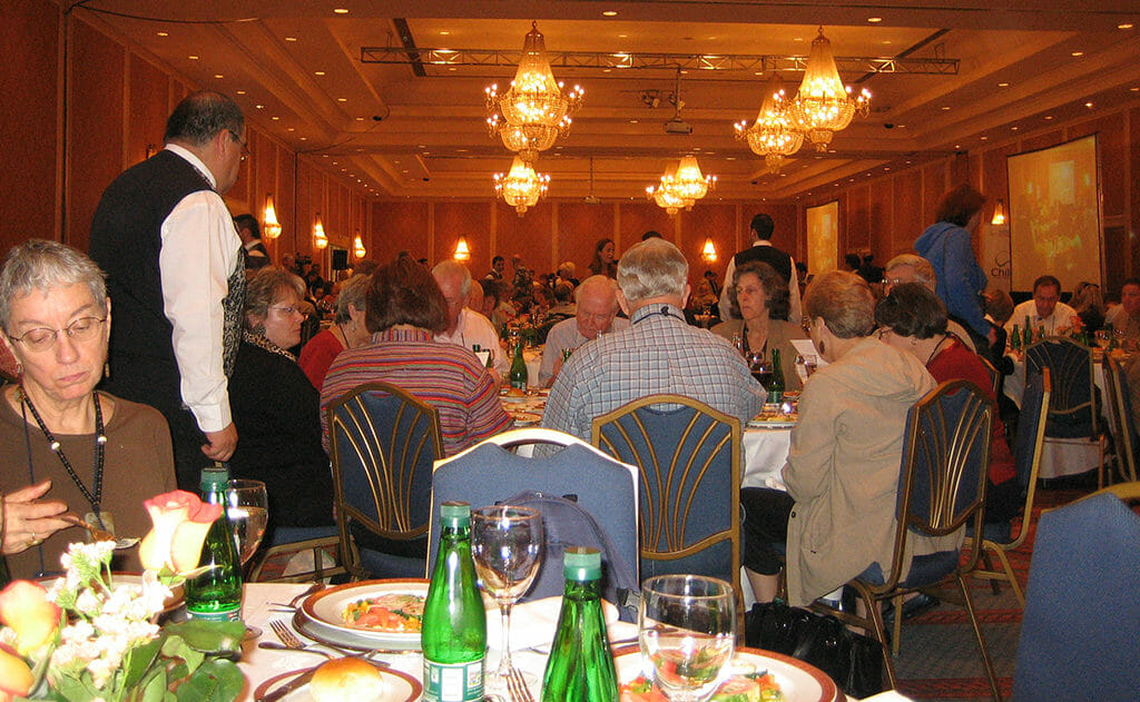SATW awards luncheon Chile