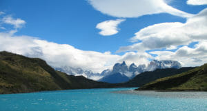 Torres del Paine in all their glory