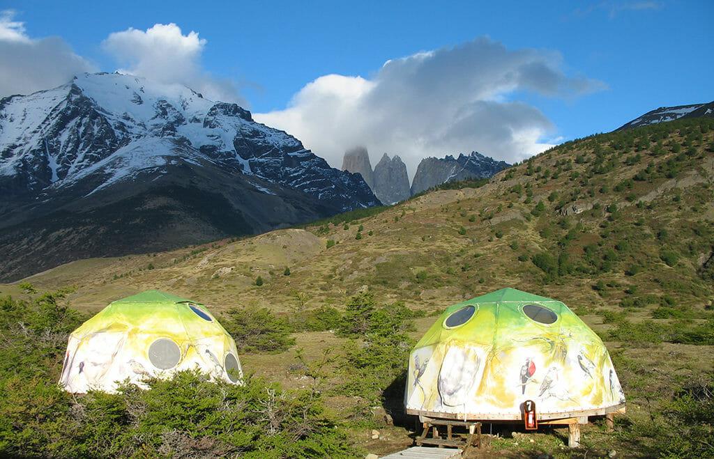 Ecocamp, Torres Del Paine