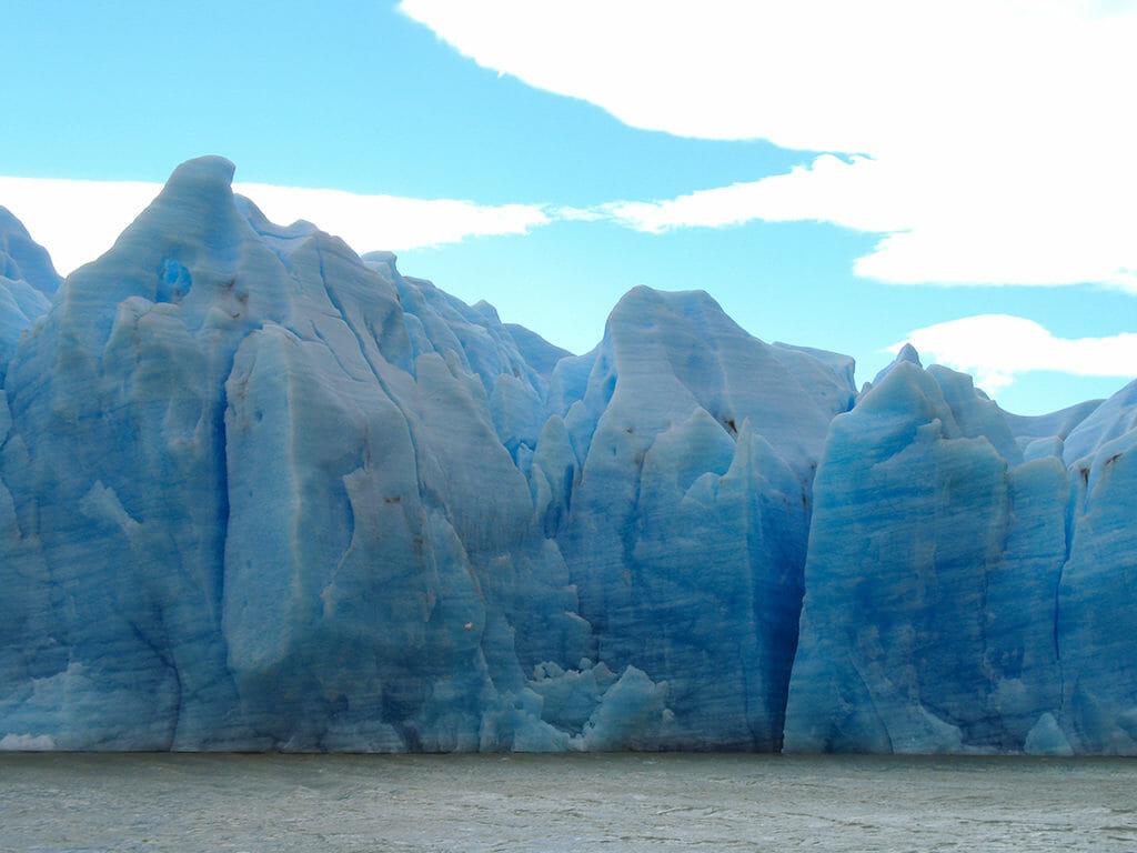 Glacier Grey Chile