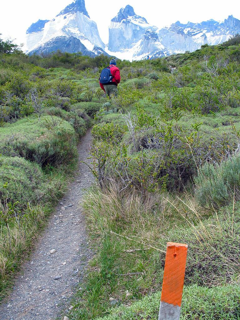 hike near Salto Grande