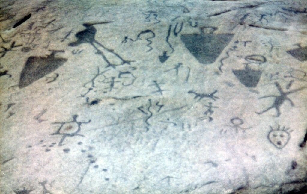 Canadian Petroglyphs