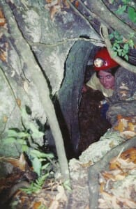 Caving at Withlacoochee State Forest