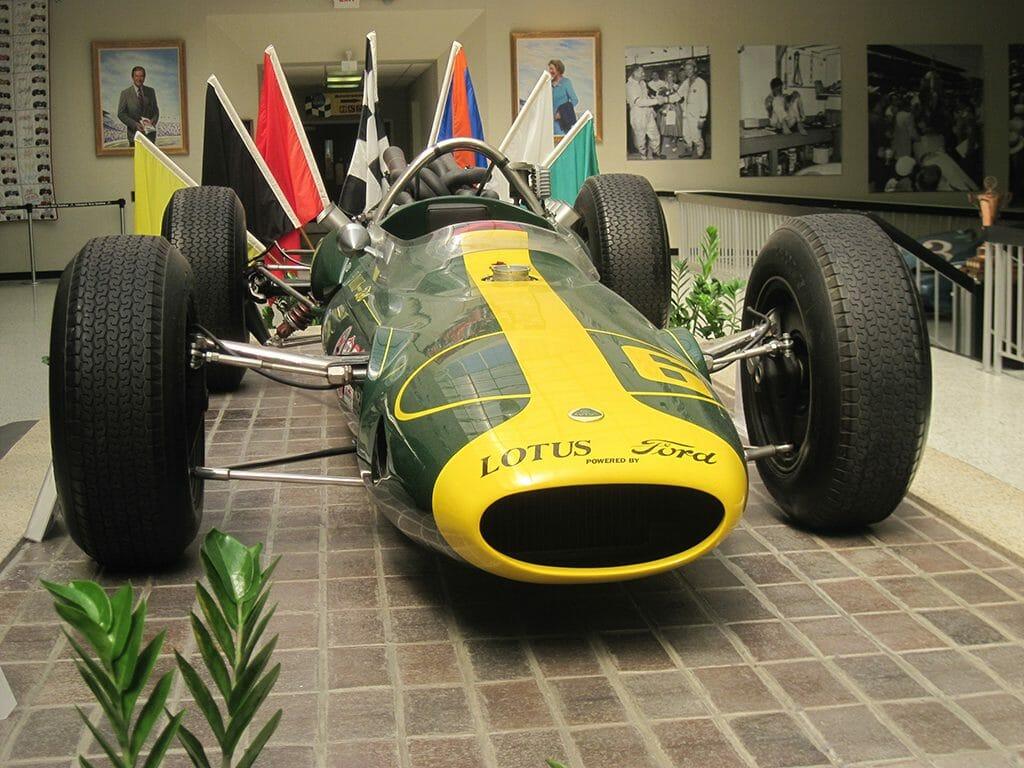 1964 Indy winner Lotus