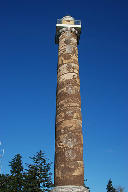 The-Astoria-Column