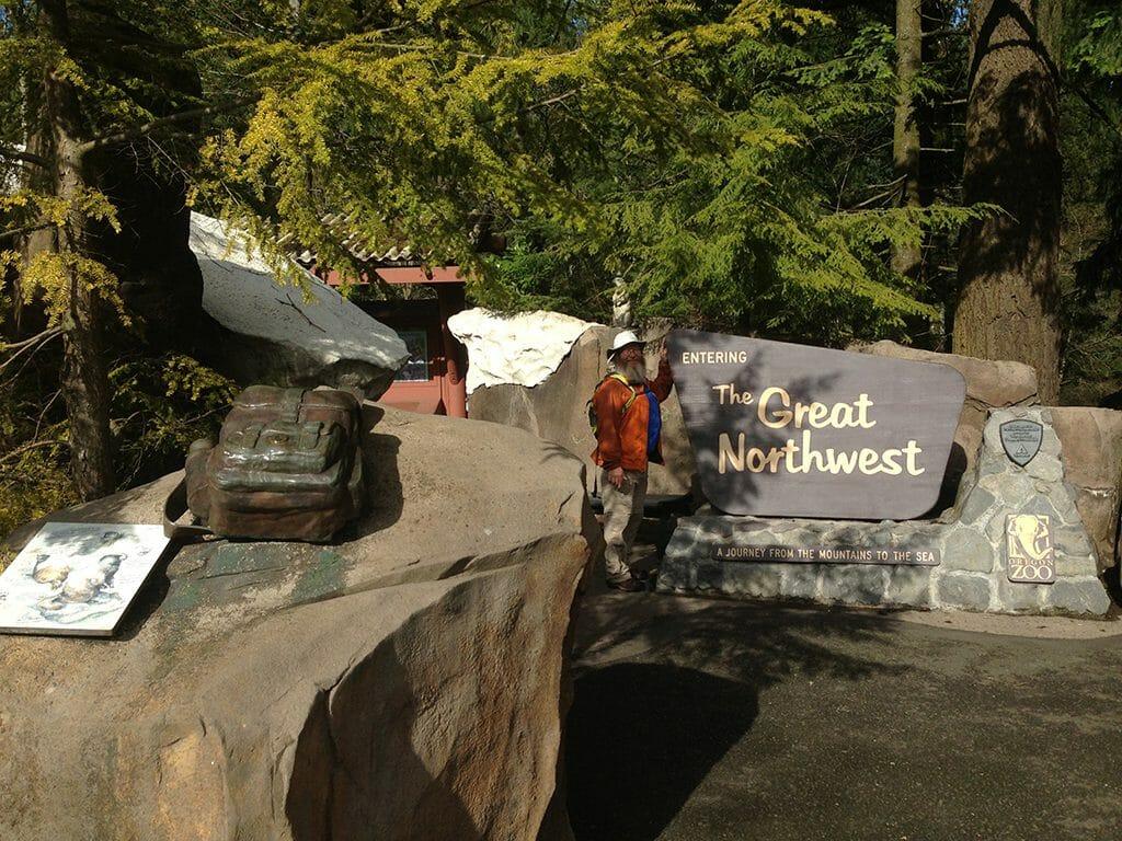 Oregon Zoo in Washington Park
