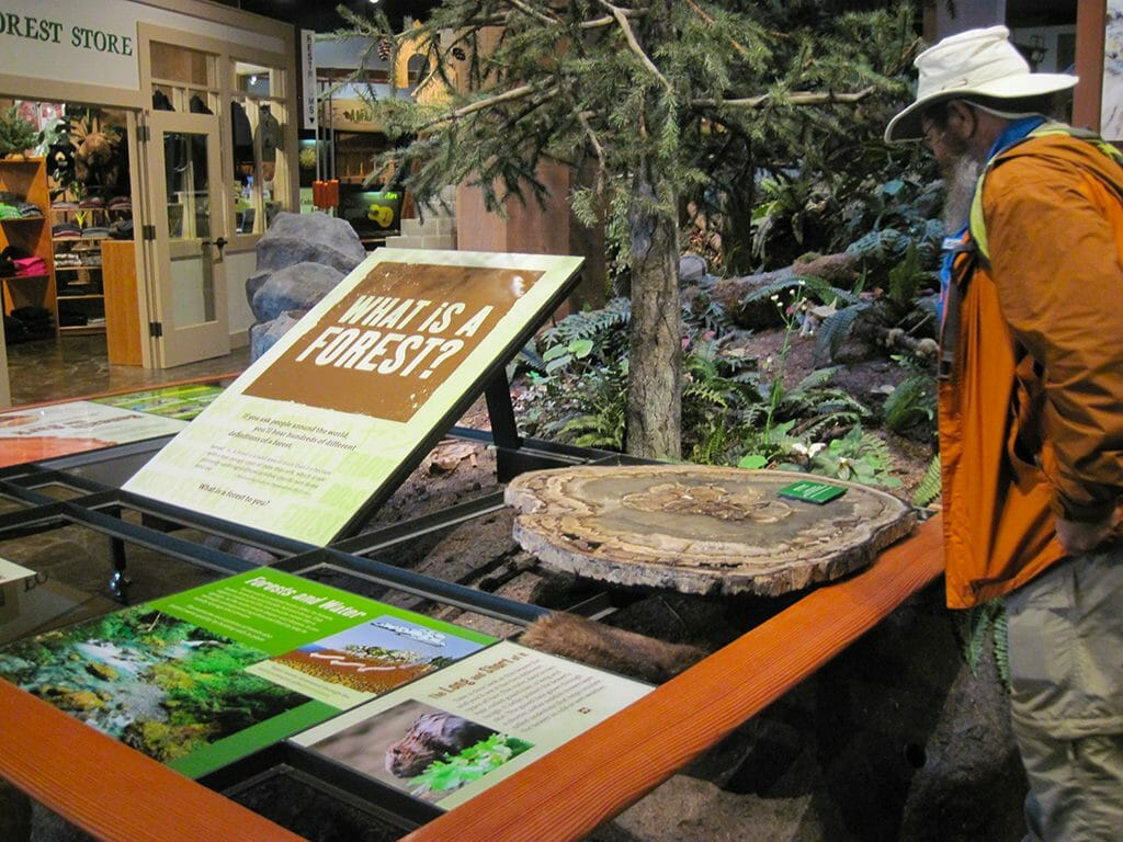World Forestry Center Portland