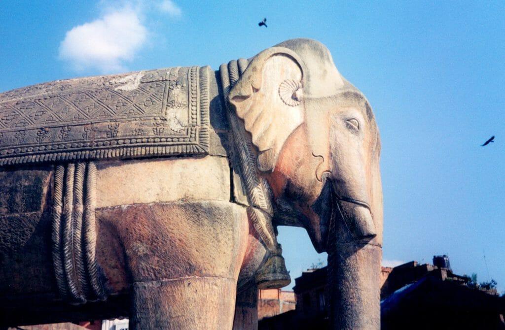 Bhaktapur Ganesha