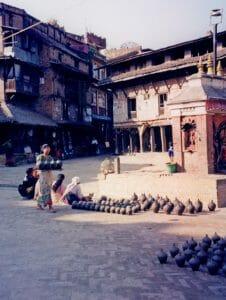 Potters Square Bhaktapur