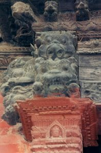 Bhaktapur stone carvings