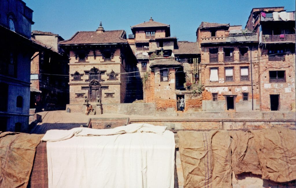 Bhaktapur water tank