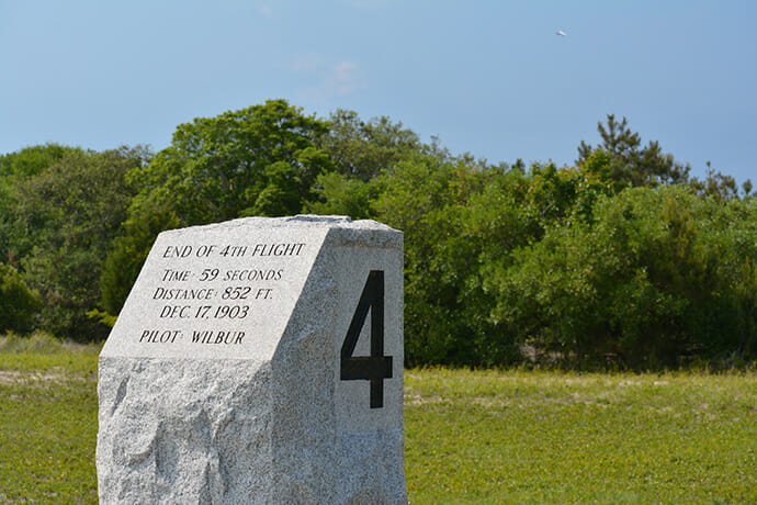 Kitty Hawk Marker 4