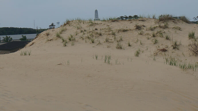 Dunes near Kill Devil Hill
