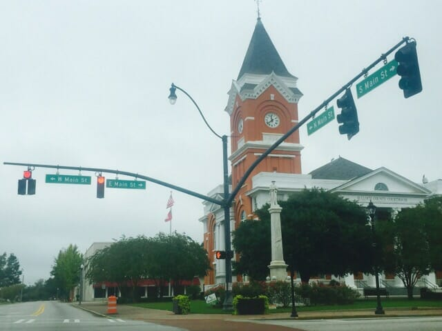 Downtown Statesboro