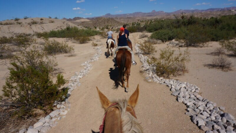 Riding the Colorado River Heritage Greenway