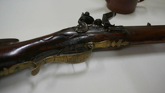 Colonial pistol