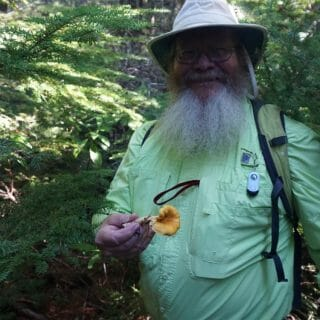 Foraging for Mushrooms in Oregon