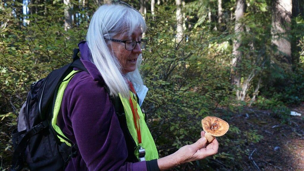 Naturalist Diana Reeck