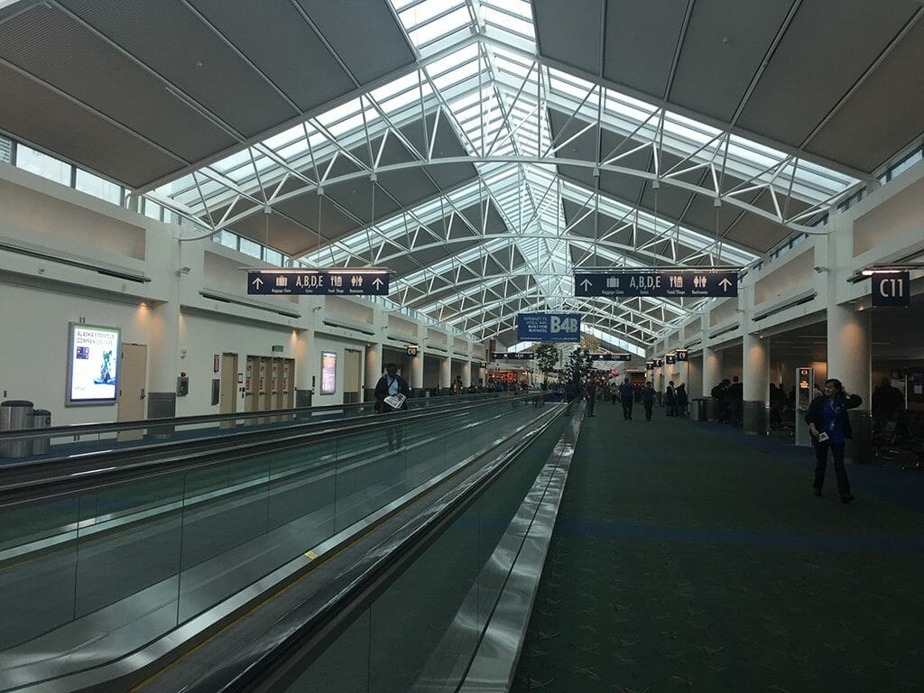 PDX Airport Portland