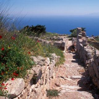 Atop Ancient Akroteri