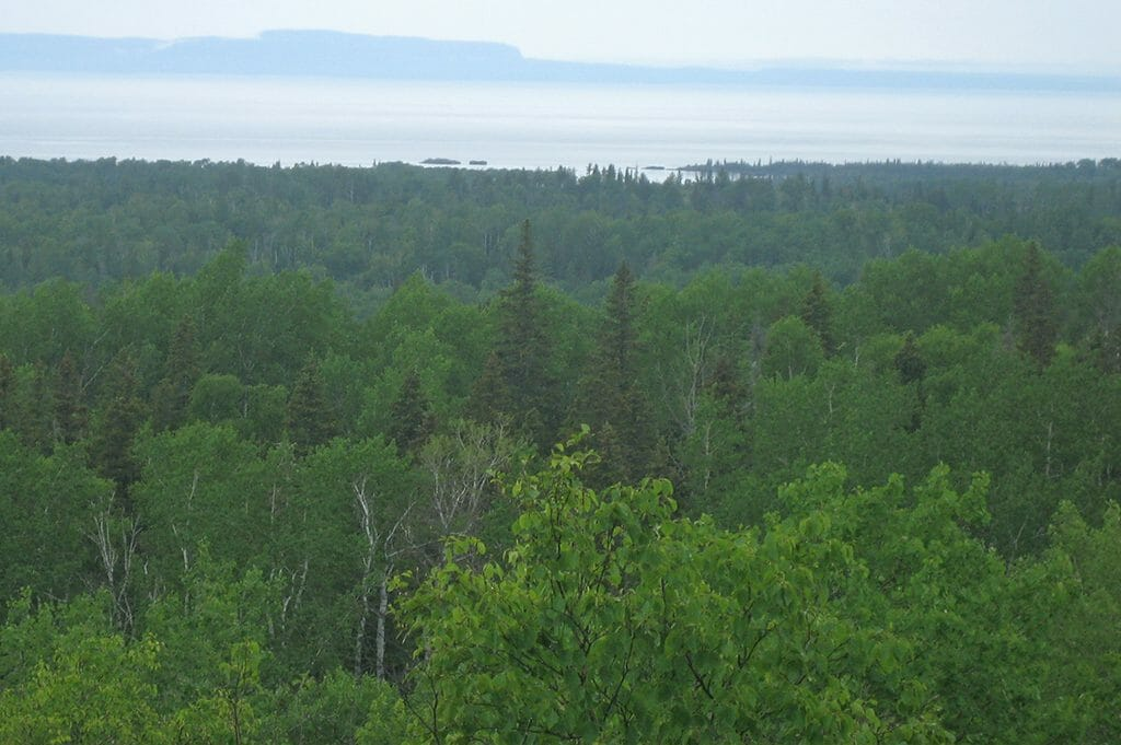 Greenstone Ridge, Isle Royale National Park