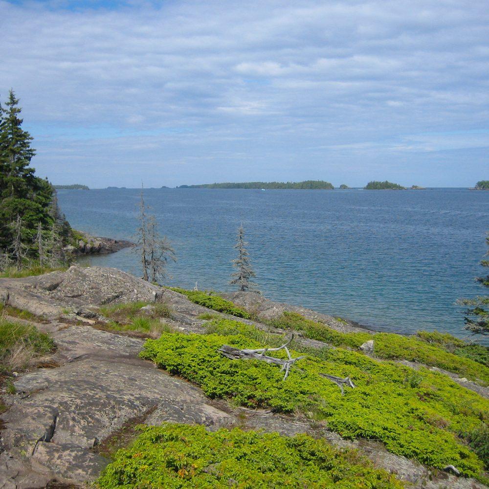 Backpacking Isle Royale National Park