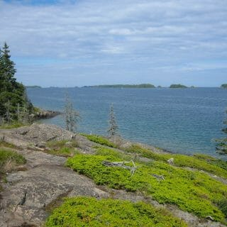 Backpacking Isle Royale National Park