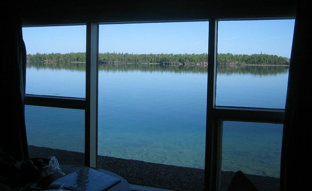 Rock Harbor Lodge Isle Royale