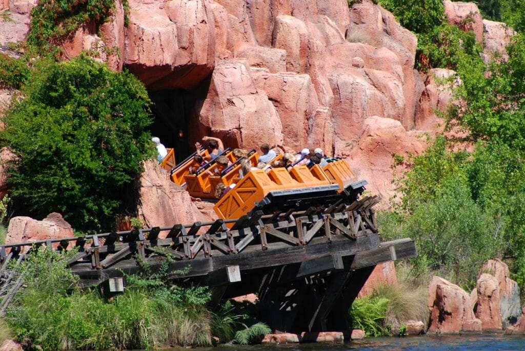 Big Thunder Mountain Railway