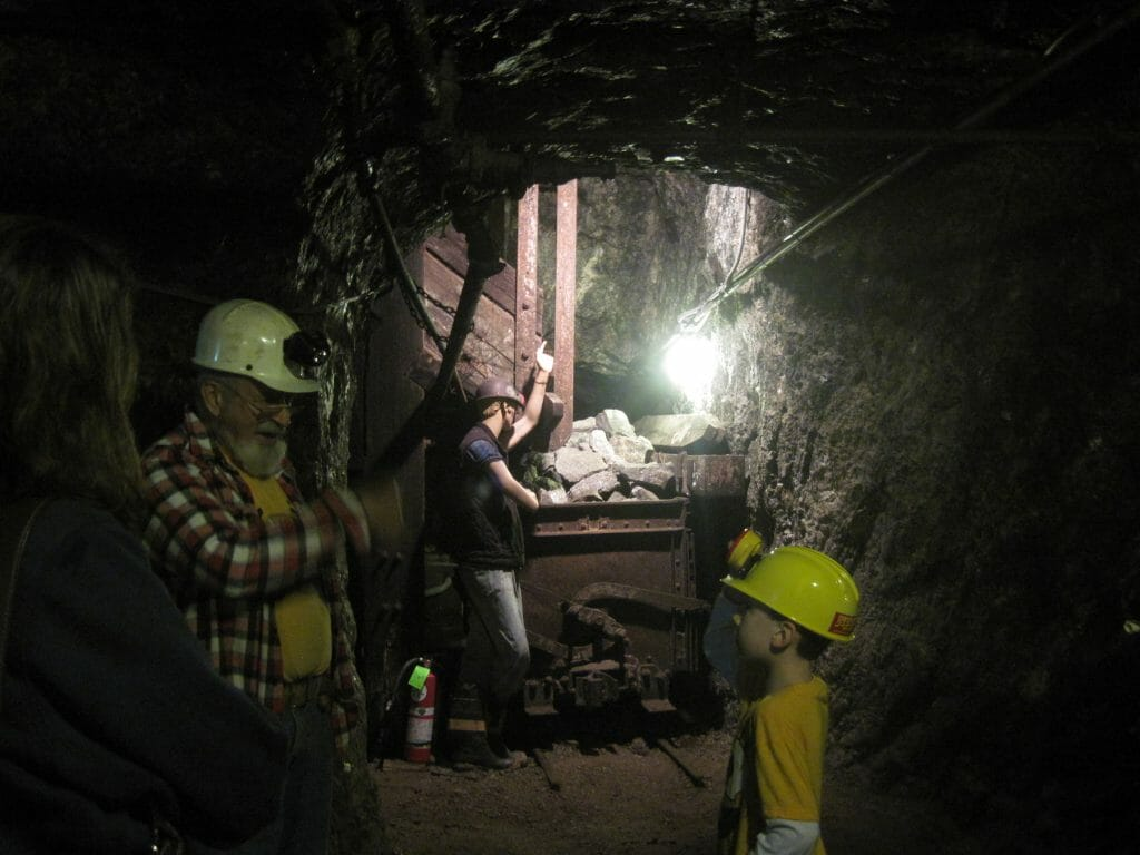 Sterling Hill Mine