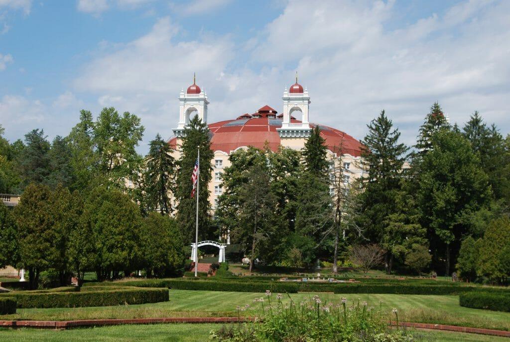 West Baden Hotel