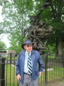 Jim Tate, Gettysburg Guide