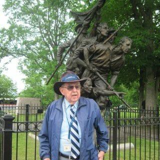 Touring Gettysburg Battlefield