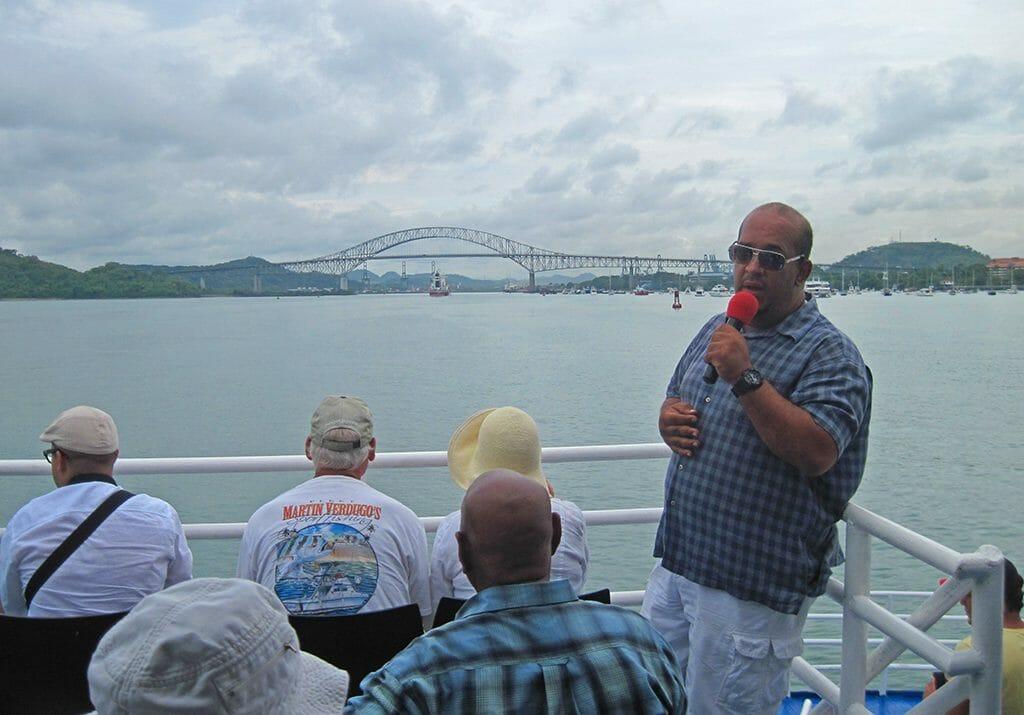 Bridge of the Americas Panama