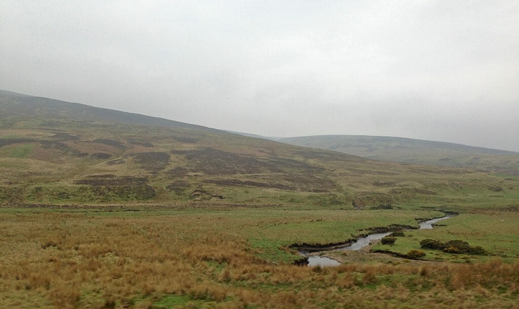 Moors in Yorkshire