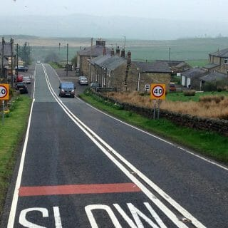 Crossing Yorkshire