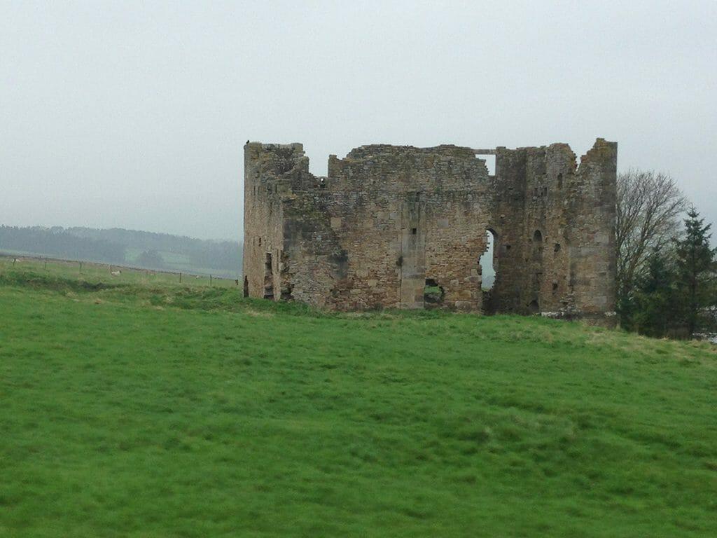 Yorkshire ruin