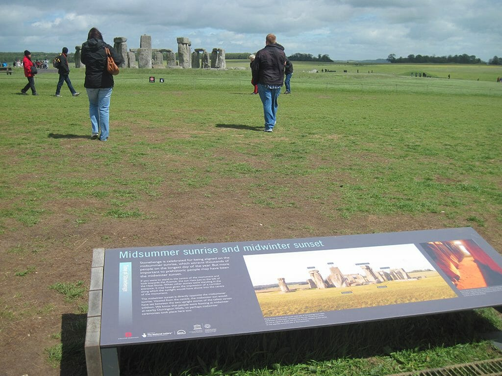 Stonehenge interpretation