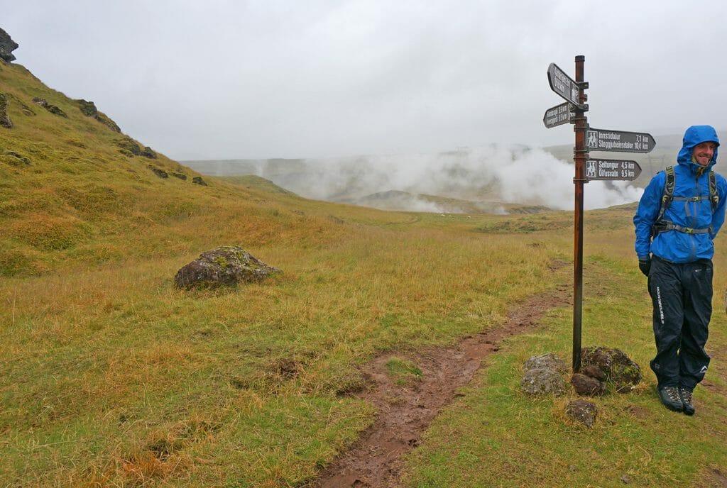 Hiking Hengilssvæðið