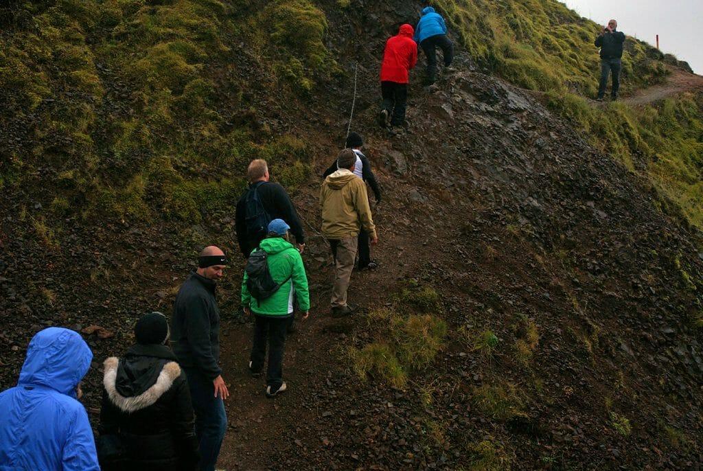 Hengilssvæðið hike