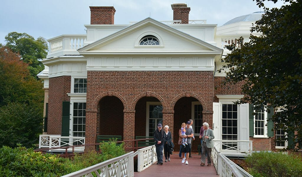 Monticello tour
