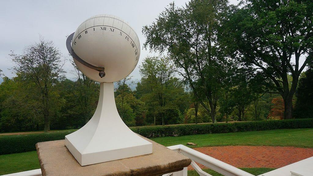 Jefferson's astrolabe