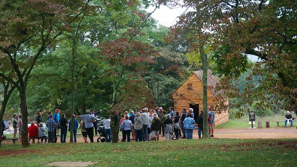 Monticello tours