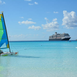 Island Triathlon on Half Moon Cay