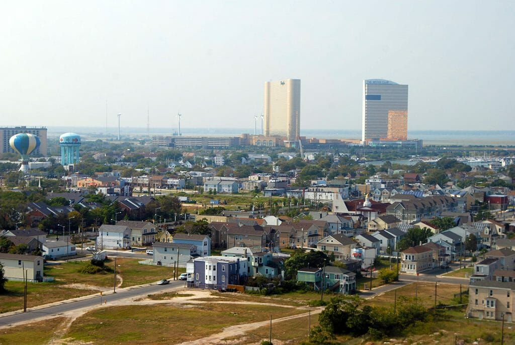 Absecon Lighthouse view